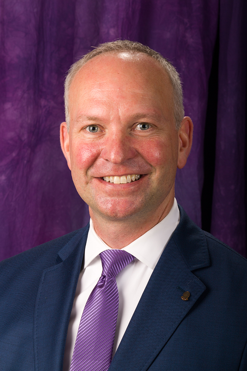 Dr. Henrik Borgstrom Appointed Associate Provost at Niagara University