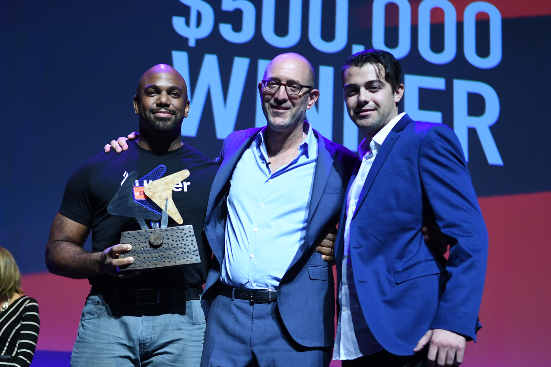 Niagara University Team Wins $500,000 at 43North Business Competition