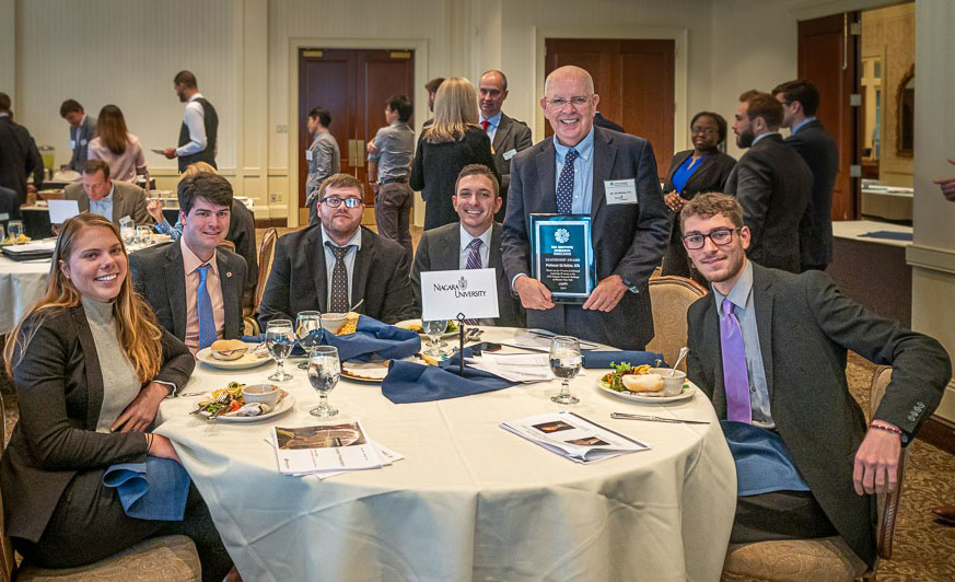 Hutton Recognized for CFA Research Challenge Leadership