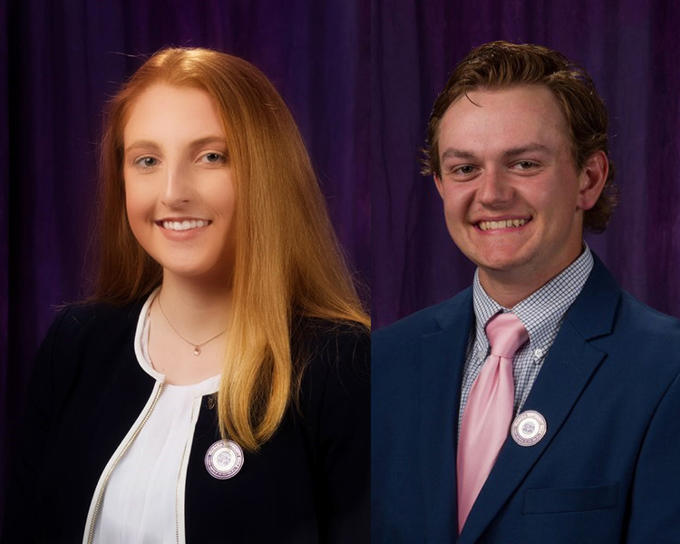 Two Niagara University Students Awarded Joe Perdue Scholarships from the Club Management Association of America Club Foundation