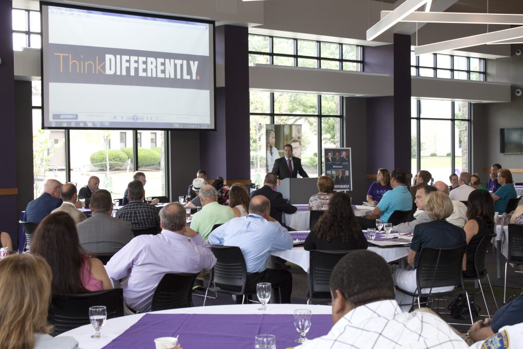Niagara University Forum Challenges People To 'ThinkDIFFERENTLY' About Disabilities