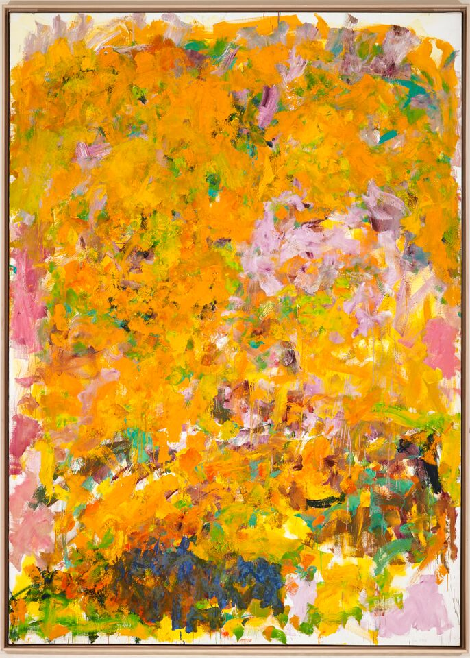 Joan Mitchell Art Image Search Results: Museum-Wide Exhibition Highlights Distinguished Castellani