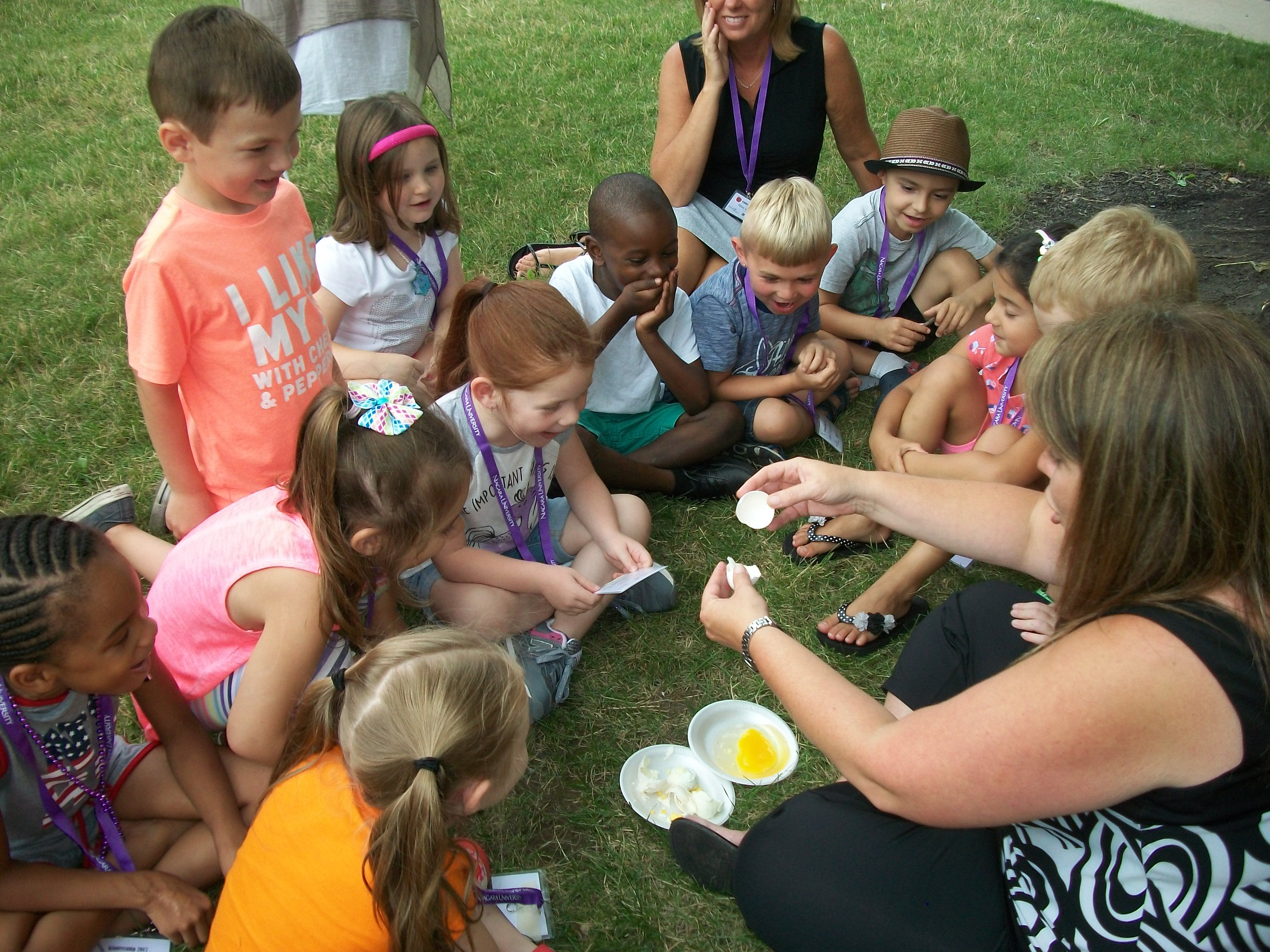 Niagara University Camp to Help Children Get Ready for Kindergarten