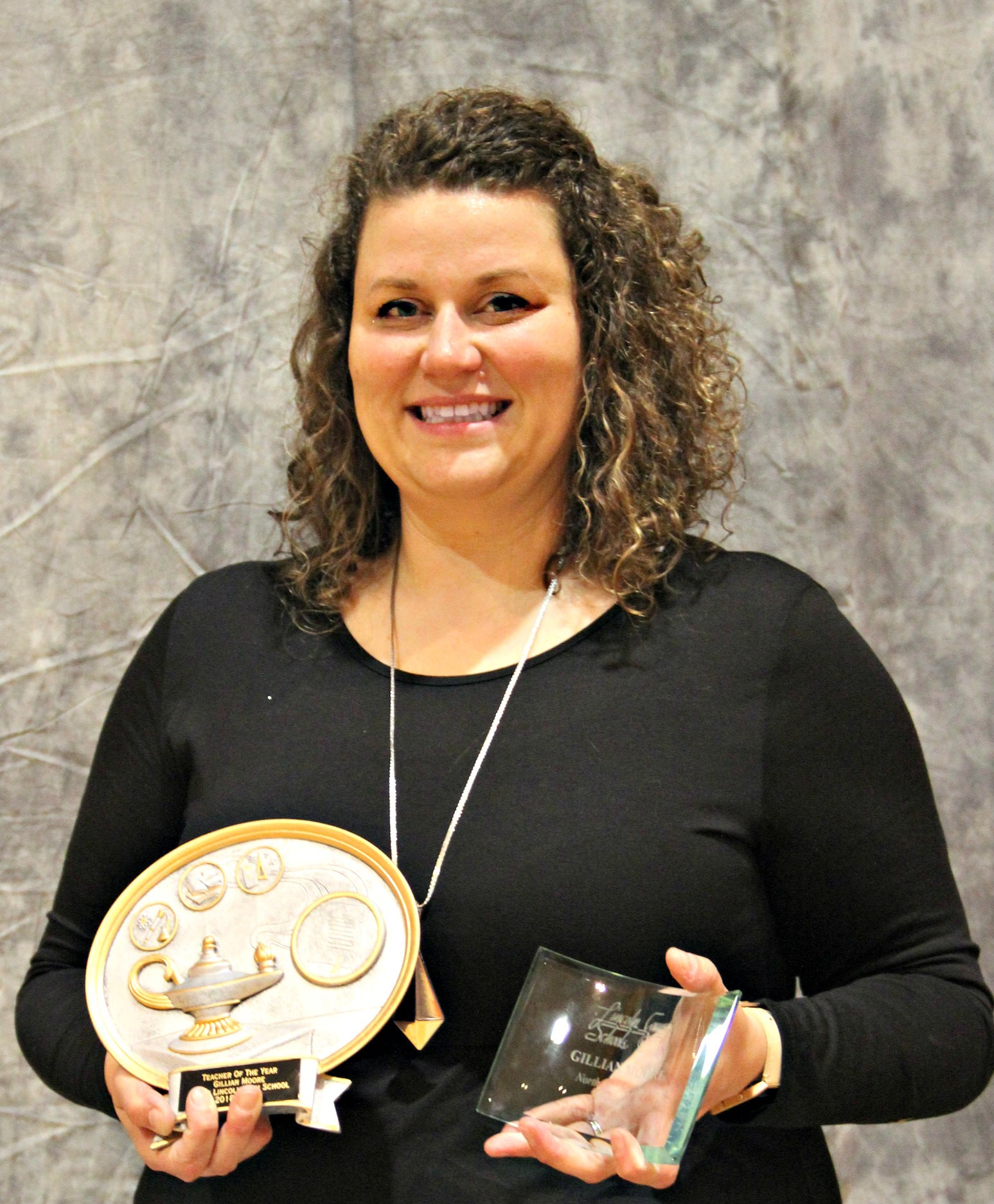 Niagara University Graduate Earns Teacher of the Year Award in North Carolina District