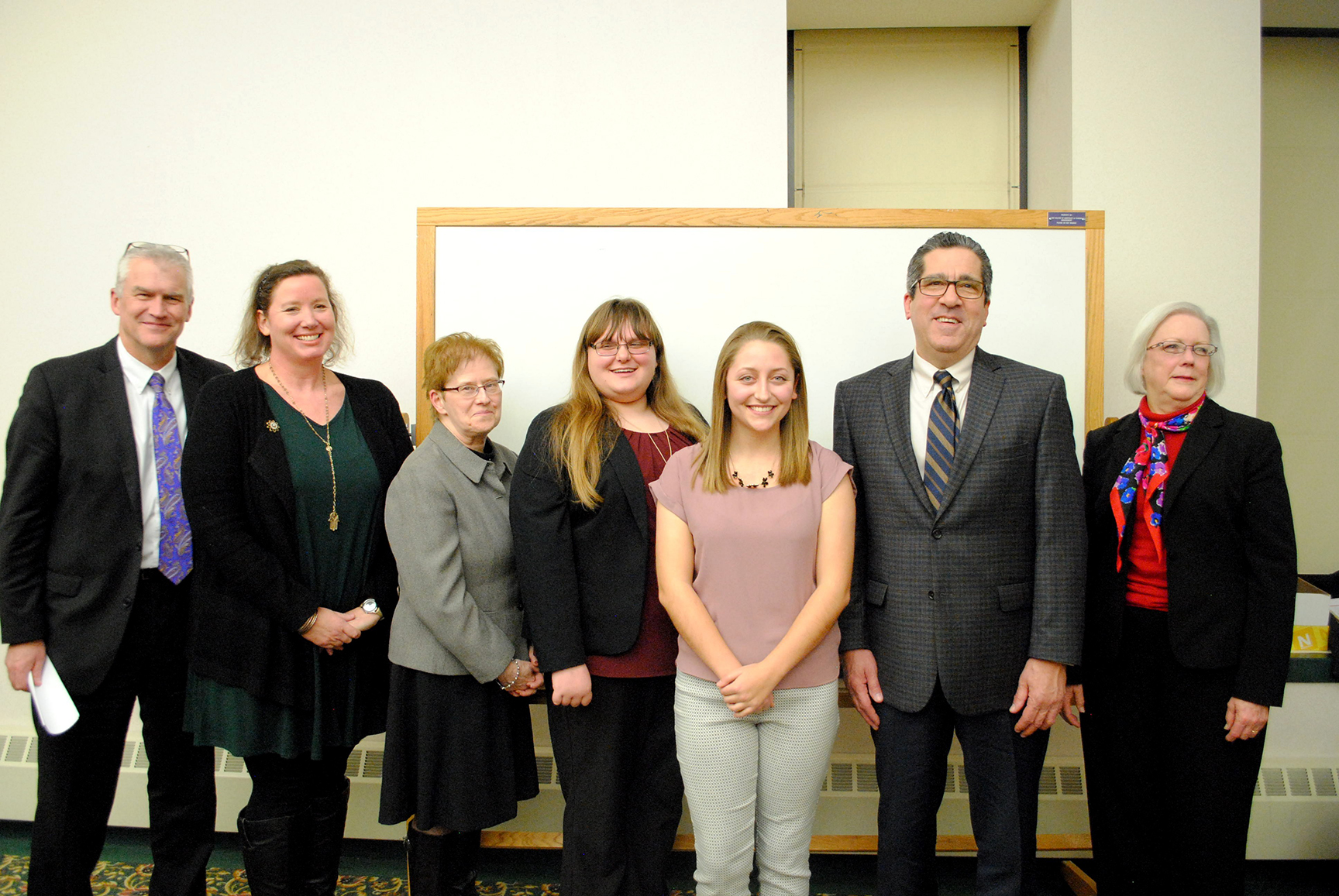 Niagara Students Win Annual Susan B. Anthony Writing Contest