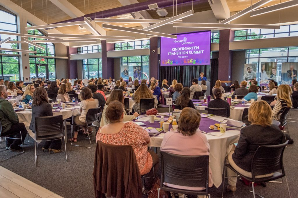 Kindergarten Transition Summit Focuses On Improving School-Readiness Of Children