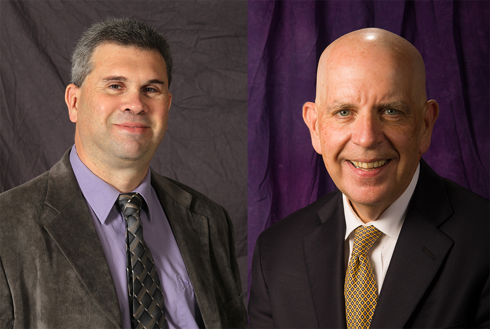 Two Niagara University College of Business Professors Named Valuation Case Series Editors