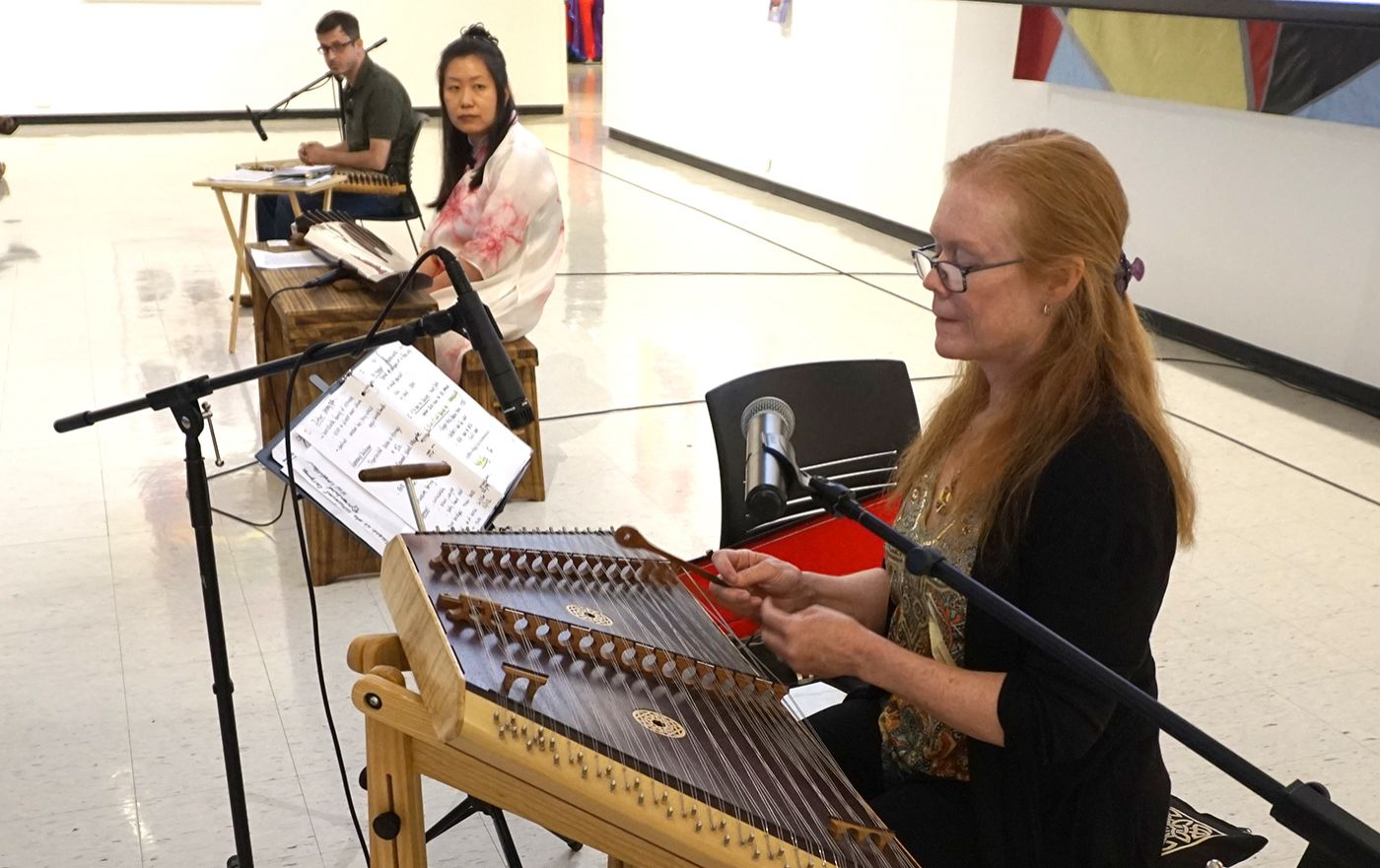Castellani Art Museum Holds 'Strung Together: Zither Encounters' Traditional Music Program