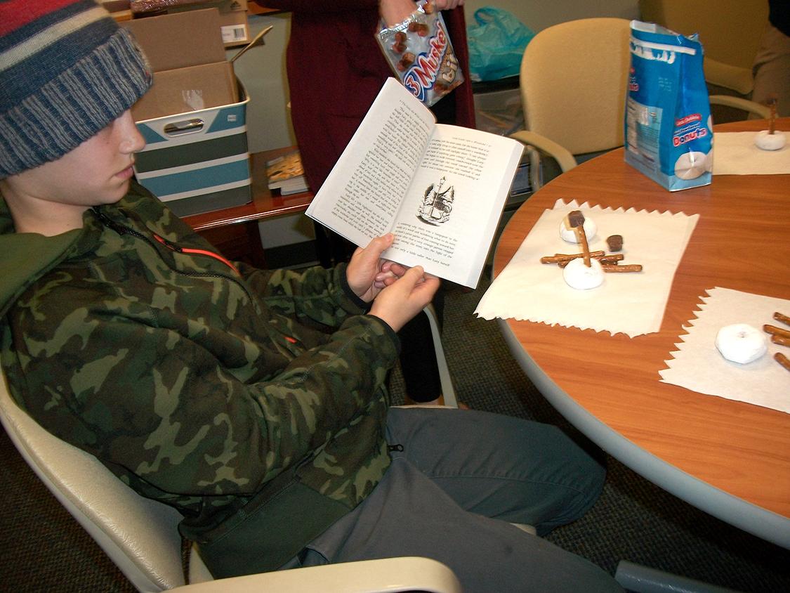 NU's Family Literacy Center Presents Enrichment Book Club for Children