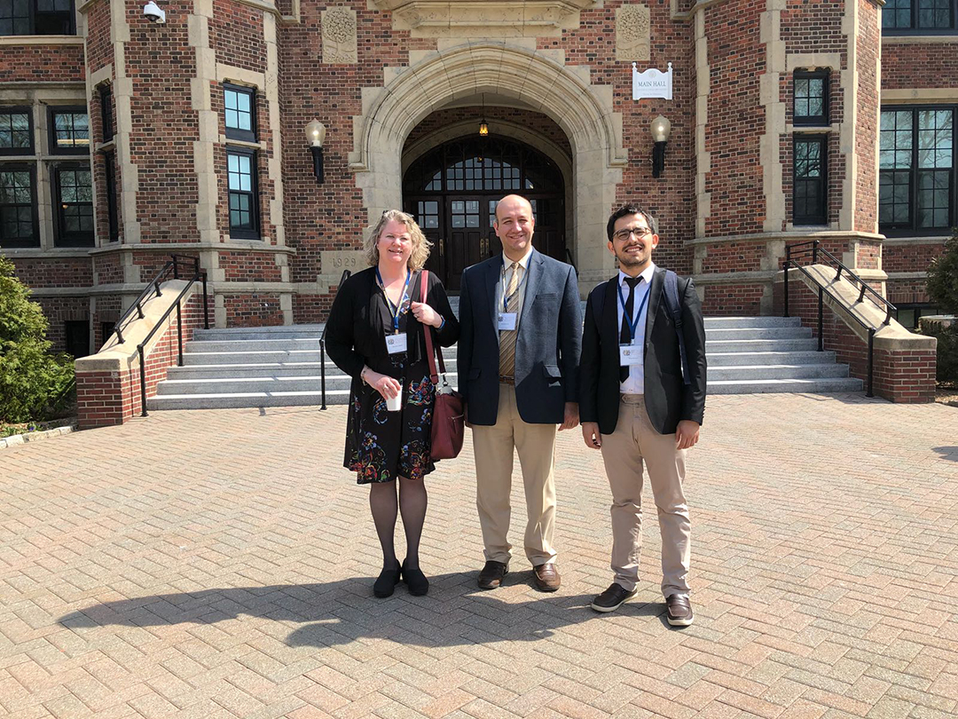 Interdisciplinary Studies Faculty & Students Present at State Conference