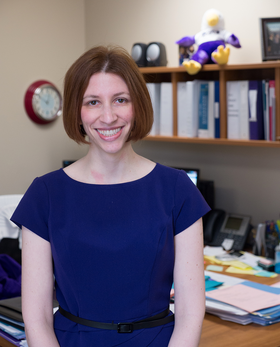 Niagara University's Katie Kocsis: The New Face of Financial Aid