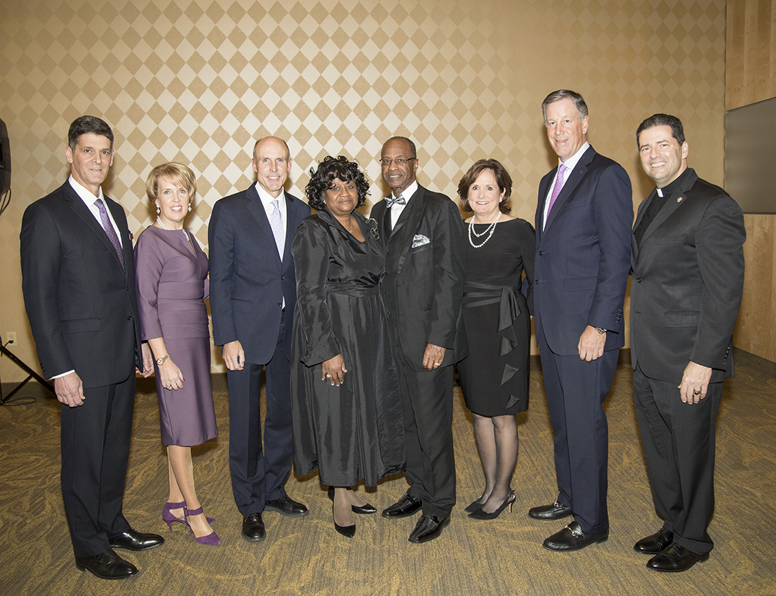Five Community Leaders Honored at Niagara University President's Dinner