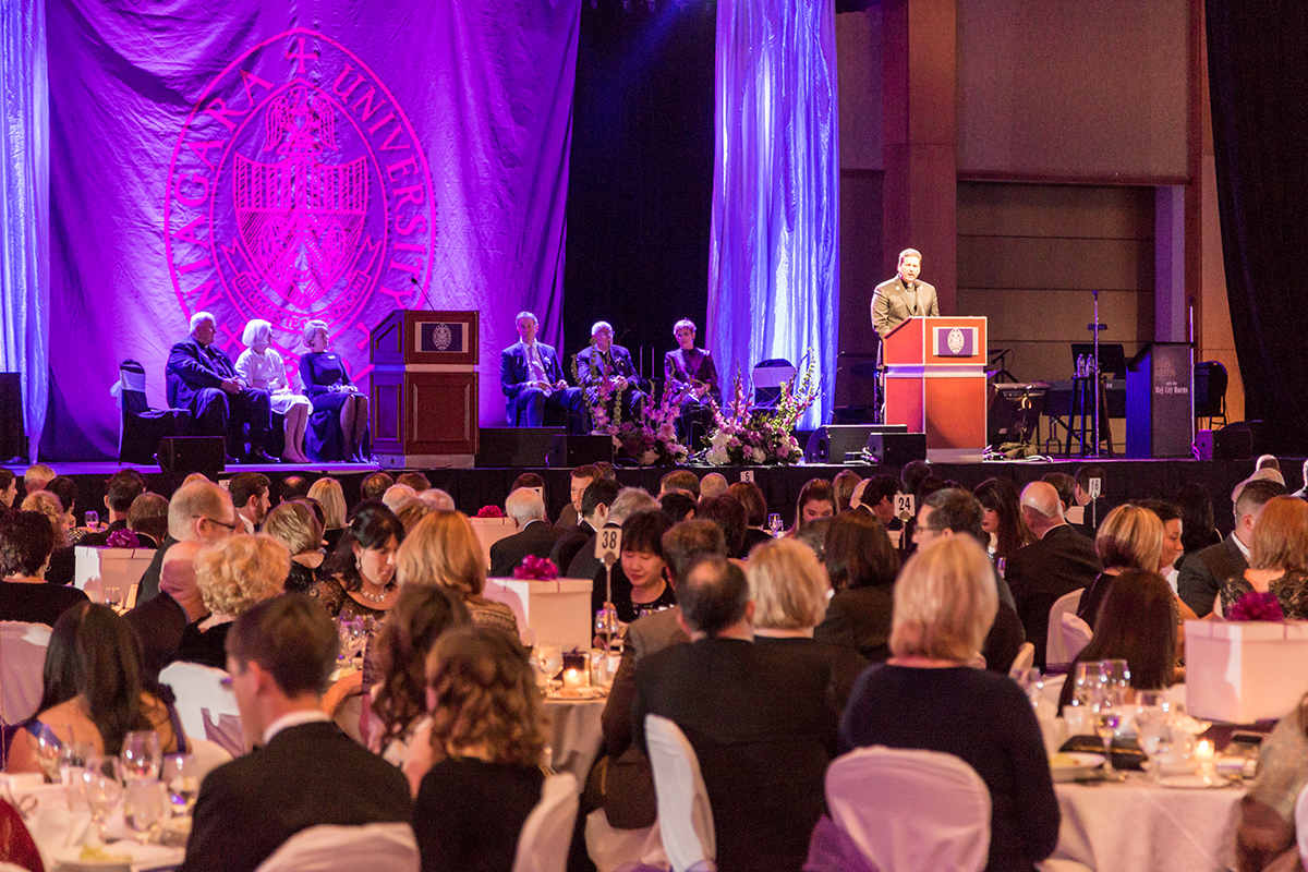 NU President's Dinner to Honor Five, Raise Scholarship Funds, Celebrate Vincentian Anniversary