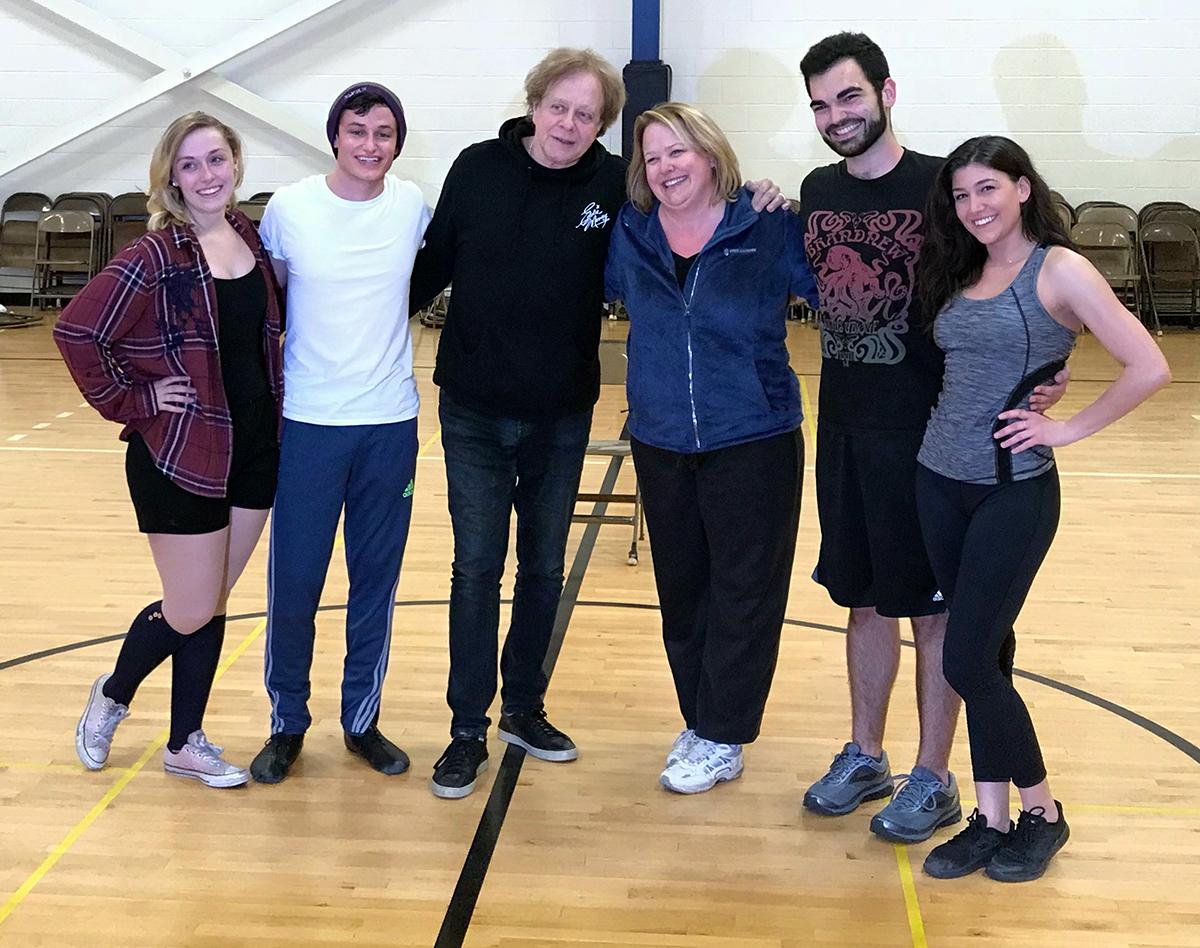 Niagara University Theatre Professor Choreographing World Premier of Eddie Money Musical